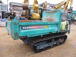 [画像]YANMAR(ヤンマー) C12R キャリアダンプ 2004年