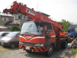 [画像]TADANO(タダノ) TS75M-1 トラッククレーン 1990年